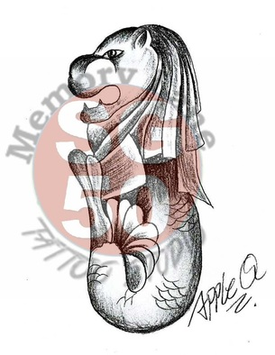 Sg 50 merlion tattoo memory lane tattoo studio singapore for Merlion tattoo images